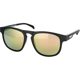 Bliz Ace Gafas, matte rubber black/smoke/rose-gold multi